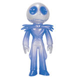 Nightmare before Christmas Sofubi Vinyl Action Figure Jack Skellington (Ice Blue) 19 cm