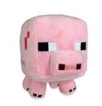 Minecraft Plush Figure Baby Pig 15 cm