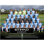 Manchester City FC Poster 255292