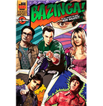 Big Bang Theory Poster - Comic - 61x91,5 Cm