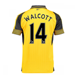 2016-17 Arsenal Away Shirt (Walcott 14)