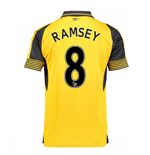 2016-17 Arsenal Away Shirt (Ramsey 8)