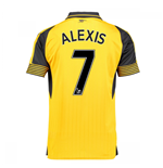 2016-17 Arsenal Away Shirt (Alexis 7)