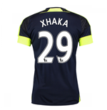 2016-17 Arsenal Third Shirt (Xhaka 29) - Kids