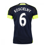 2016-17 Arsenal Third Shirt (Koscielny 6) - Kids