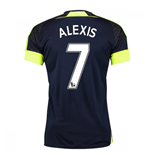 2016-17 Arsenal Third Shirt (Alexis 7) - Kids