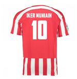 2016-17 Athletic Bilbao Home Shirt (Iker Muniain 10) - Kids
