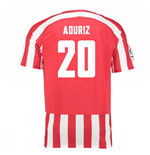 2016-17 Athletic Bilbao Home Shirt (Aduriz 20) - Kids