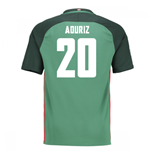 2016-17 Athletic Bilbao Away Shirt (Aduriz 20)