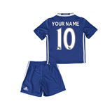 2016-17 Chelsea Home Mini Kit (Your Name)