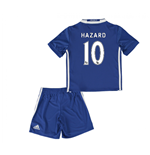 2016-17 Chelsea Home Mini Kit (Hazard 10)