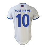 2016-17 Iceland Home Shirt (Your Name)