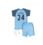 2016-17 Manchester City Home Baby Kit (Stones 24)