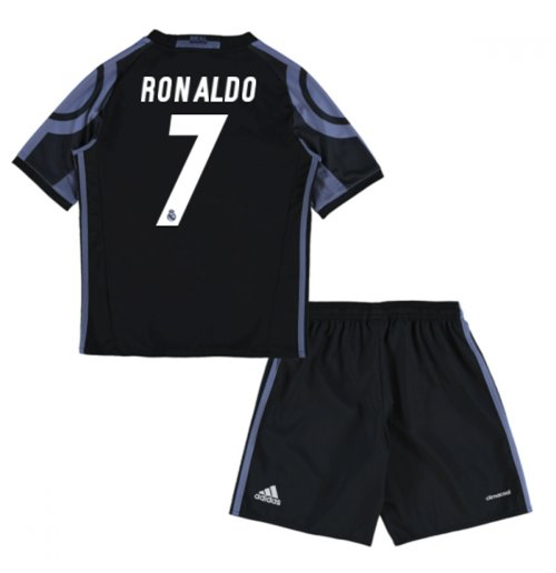 reputable site d242c faf46 2016-17 Real Madrid Third Mini Kit (Ronaldo 7)