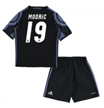 2016-17 Real Madrid Third Mini Kit (Modric 19)