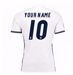 2016-17 Real Madrid Home Shirt (Your Name)
