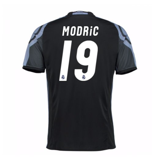 2016-17 Real Madrid 3rd Shirt (Modric 19) - Kids