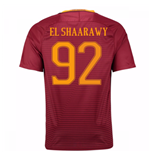 2016-17 Roma Home Shirt (El Shaarawy 92) - Kids