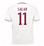 2016-17 Roma Away Shirt (Salah 11)