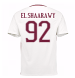 2016-17 Roma Away Shirt (El Shaarawy 92)