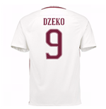 2016-17 Roma Away Shirt (Dzeko 9)