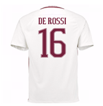 2016-17 Roma Away Shirt (De Rossi 16)