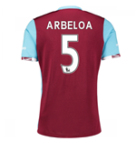 2016-17 West Ham Home Shirt (Arbeloa 5)