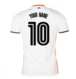 2016-17 Valencia Home Shirt (Your Name)