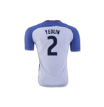 2016-17 USA Home Shirt (Yedlin 2)