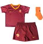 2016-2017 AS Roma Home Nike Infants Kit