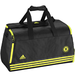 2016-2017 Chelsea Adidas Team Bag (Black)
