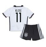 2016-2017 Germany Home Mini Kit (Klose 11)