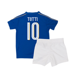 2016-2017 Italy Home Mini Kit (Totti 10)