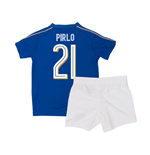 2016-2017 Italy Home Mini Kit (Pirlo 21)