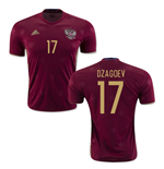 2016-2017 Russia Home Shirt (Dzagoev 17) - Kids
