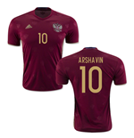 2016-2017 Russia Home Shirt (Arshavin 10) - Kids