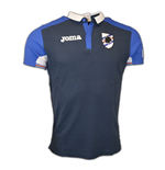 2016-2017 Sampdoria Joma Polo Shirt (Navy)