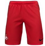 2016-2017 Spartak Moscow Nike Home Shorts (Red)