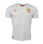 2016-2017 Serbia Away Umbro Football Shirt