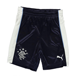 2016-2017 Rangers Third Football Shorts (Peacot) - Kids
