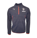 2016-2017 Rangers Puma Training Fleece (Navy)