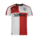 2016-2017 Rangers Away Football Shirt