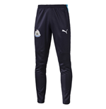 2016-2017 Newcastle Puma Training Pants (Navy)