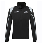 2016-2017 Glasgow Warriors Rugby Showerproof Jacket (Black)