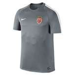 2016-2017 Monaco Nike Training Shirt (Cool Grey)