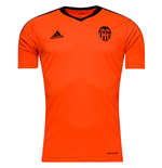 2016-2017 Valencia Adidas Third Football Shirt