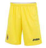 2016-2017 Villarreal Joma Home Football Shorts
