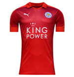 2016-2017 Leicester City Puma Away Football Shirt