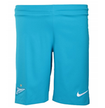 2016-2017 Zenit Nike Home Shorts (Laser Blue)