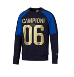 Italy 2006 Tribute Sweat Top (Peacot-Blue)